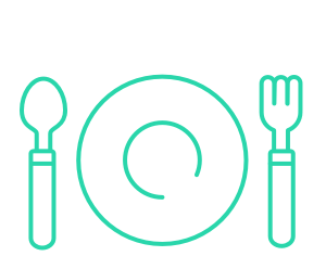 meal habit icon